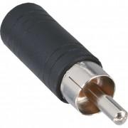 InLine Adattatore Audio, presa Jack 3,5mm a spina RCA, Mono