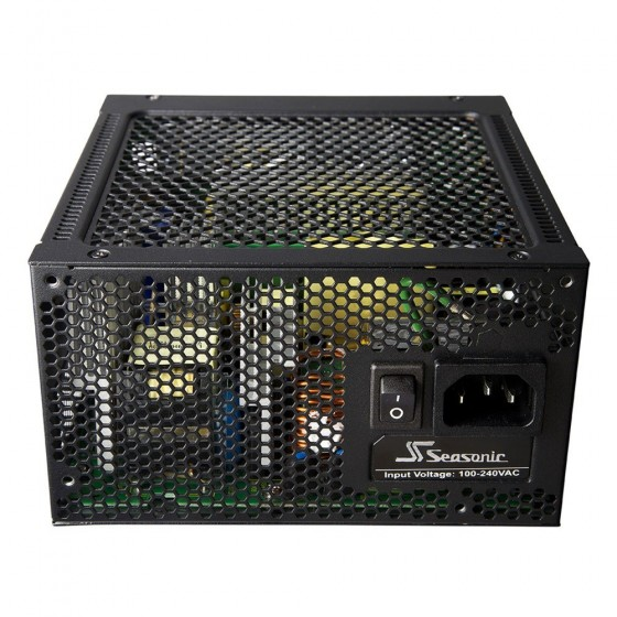 Seasonic Fanless FL2 Alimentatore ATX Modulare 80+ Platinum da 400W Bulk
