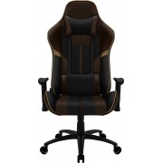 THUNDERX3 BC3 BOSS COFFEE BLACK BROWN PREMIUM STYLE GAMING CHAIR, X2 CUSHION, AIR-TECH