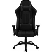 THUNDERX3 BC3 BOSS VOID BLACK PREMIUM STYLE GAMING CHAIR, X2 CUSHION, AIR-TECH