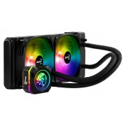 Aerocool PULSE-L240F Liquid Cooling con Halo Led RGB