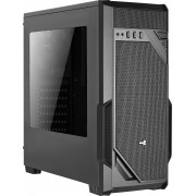 Aerocool VS-1 Window Case Middle Tower Black USB 3.0