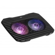 Mars Gaming MNBC0 Notebook Cooler - 2 Ventole RGB Flow