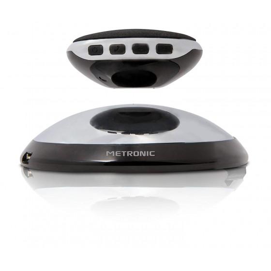 Metronic Flying Altoparlante Bluetooth, Nero