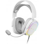 MHAXW Gaming Headset RGB Flow - White