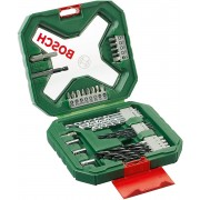 Bosch Home and Garden 2607010608 x -Line Set Avvitamento e Foratura , 34 Pezzi