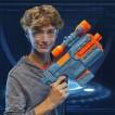 Hasbro Nerf-Nerf Elite 2.0-Phoenix CS-6, Blaster Motorizzato con Caricatore a Clip