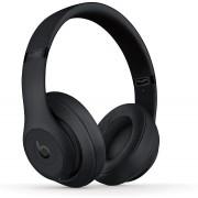 Beats Studio3 Cuffie Wireless  – Bluetooth Classe 1 – Nero (Mezzanotte)