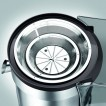 Electrolux ESF2000 Perfect Juice Centrifuga in Acciaio Inox, Inossidabile