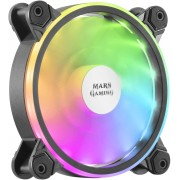 Mars Gaming MFX Ventola da 120mm Dual ARGB- Black