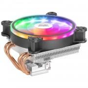 Mars Gaming MCPU220 Dissipatore per CPU, Dual ARGB, PWM Ultra Silent - Black