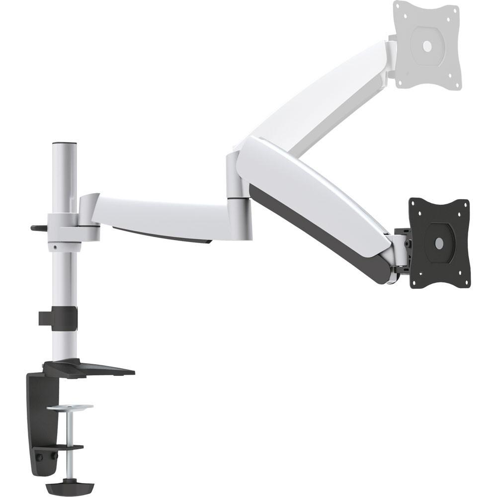 Inline supporto monitor tv da tavolo braccio singolo con staffa per lcd led display max - Supporto tv da tavolo ikea ...