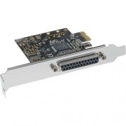 InLine Scheda parallela aggiuntiva, I0-Controller, PCIe ( PCI-Express ), 1x Sud-D 25pin femmina, Moschip MCS9904CV-AA
