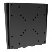 """InLine Piastra supporto da parete per monitor piatto con diagonaleda 43-107cm (17-42""""), portata 30kg, distanza muro ca.18mm"""