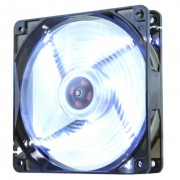 NOX CoolFan Ventola da 12cm a Led White