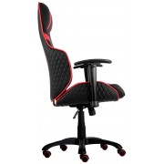 Thunder X3 TGC20BR Sedia Gaming Professionale Colorazione Black Red