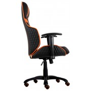Thunder X3 TGC20BO Sedia Gaming Professionale Colorazione Black Orange