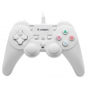 snakebyte PS3 Wired: Con wired Controller (White)