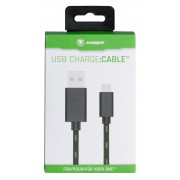 Sebyte Xbox One USB Charge: Cable (3m Meshcable)