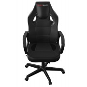 Mars Gaming Gaming Chair Sedia Gaming MGC0BK colorazione Deep Black