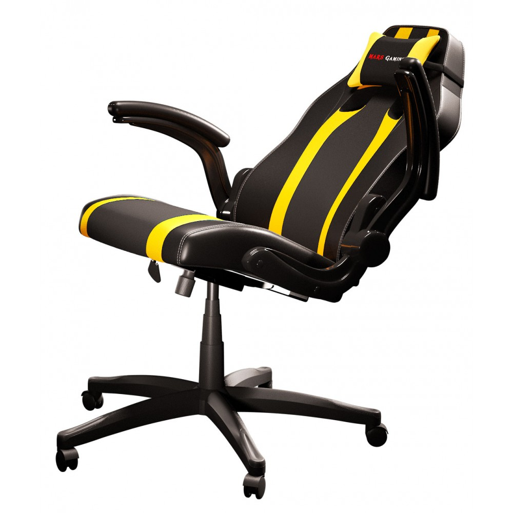 Mars Gaming Gaming Chair 2 Sedia Gaming Mgc2by Colorazione