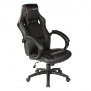 Mars Gaming Gaming Chair Sedia Gaming MGC1BK colorazione Deep Black