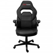 Mars Gaming Gaming Chair Sedia Gaming MGC117BK colorazione Deep Black