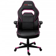 Mars Gaming  Sedia Gaming MGC117BPK colorazione Black Pink