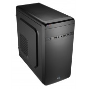 Aerocool QS-180 Case Mini Tower Micro ATX Black