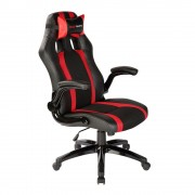 Mars Gaming Gaming Chair 2 Sedia Gaming MGC2BR colorazione Deep Black Devil Red