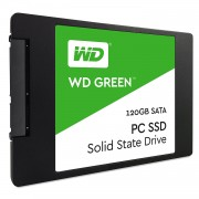 "Westen Digital SSD da 120GB 2,5"" Green"