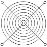 Griglia in acciaio cromato per ventole da 140mm