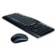 Logitech MK330 Kit Tastiera e Mouse Wireless ITA