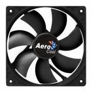 Aerocool Dark Force Ventola da 120mm Full Black