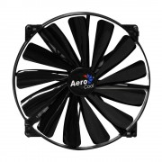 Aerocool Dark Force Ventola da 200mm Full Black - Bulk