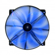 Aerocool Lightning Ventola da 200mm Blue Led Edition - Bulk
