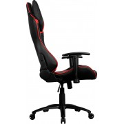 Aerocool AC120BR Sedia Gaming Professionale Colorazione Black Red