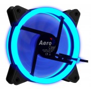 Aerocool Rev BLUE, Ventola da 120mm Led BLUE