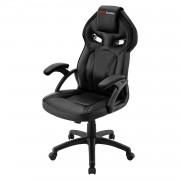 Mars Gaming MGC118BK Professional Gaming Chair Colorazione Black