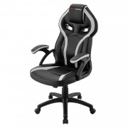 Mars Gaming MGC118BW Professional Gaming Chair Colorazione Black White