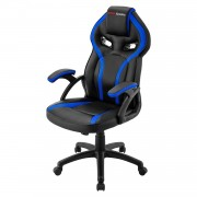 Mars Gaming MGC118BBL Professional Gaming Chair Colorazione Black Blue