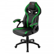 Mars Gaming MGC118BG Professional Gaming Chair Colorazione Black Green