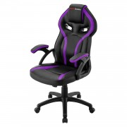 Mars Gaming MGC118BP Professional Gaming Chair Colorazione Black Purple