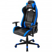 Mars Gaming MGC3BBL Professional Gaming Chair Colorazione Black Blue