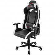 Mars Gaming MGC3BW Professional Gaming Chair Colorazione Black White