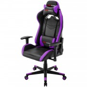 Mars Gaming MGC3BP Professional Gaming Chair Colorazione Black Purple