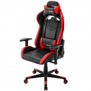 Gaming MGC3BR Professional Gaming Chair Colorazione Black Red