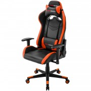 Mars Gaming MGC3BO Professional Gaming Chair Colorazione Black Orange