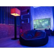 Aerocool P7BB1 Gaming Bean Bag Black