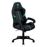 Thunder X3 BC1BC Professional Gaming Chair Versione Black Cyan
